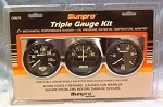 Mechanical Triple Gauge Set CP8075 2-5/8