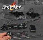Custom Miata Remote Power Door Lock Kit with Video