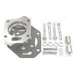 91245 Throttle Body Spacer 2003-2005 Honda Accord 2.4L
