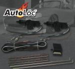 Custom Miata Power Door Lock Kit with Video