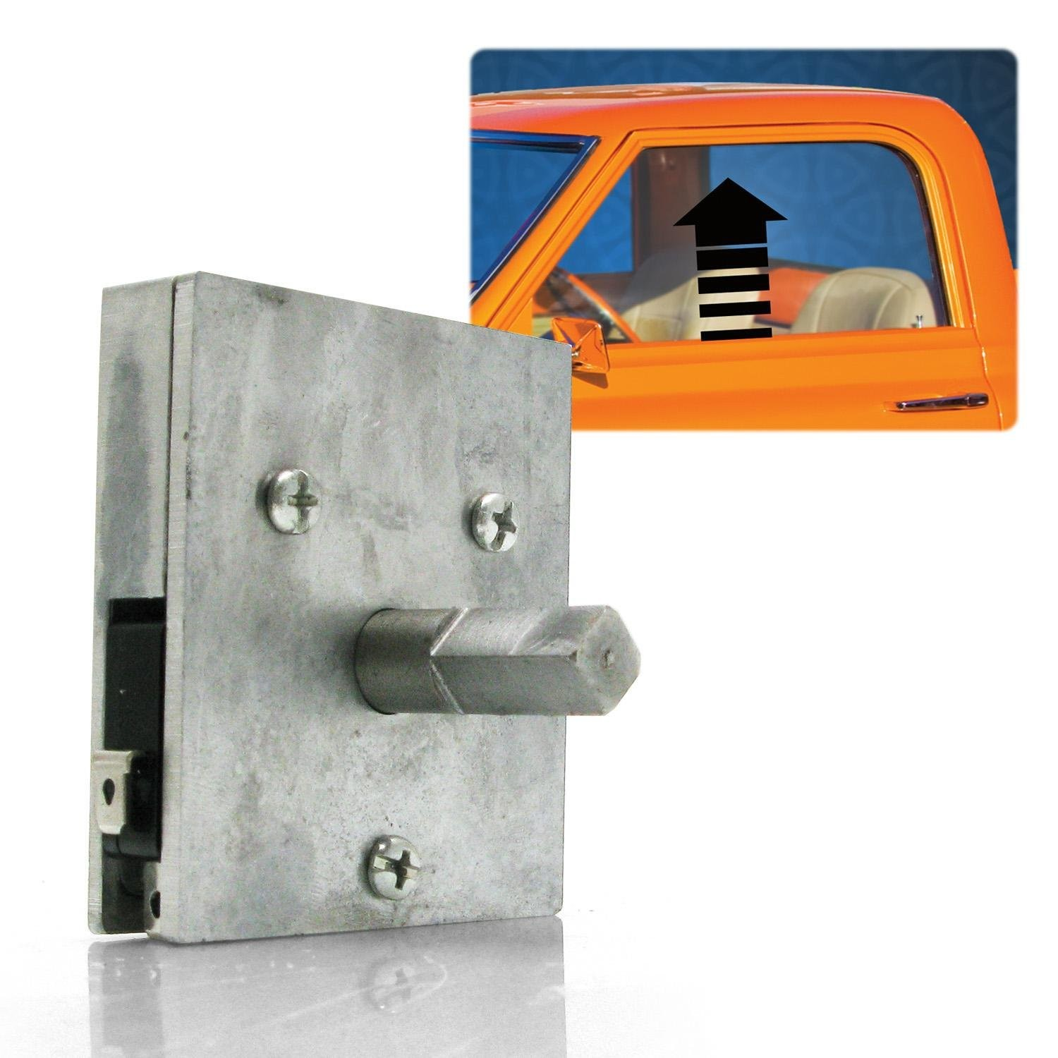 Electric Window Switch (Square Shaft)