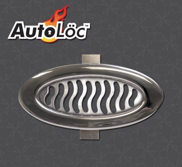 """Swing Vent"" Billet Aluminum Ac / Heater Vent Or Body Panel Vent"