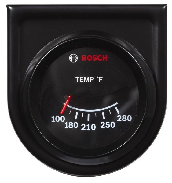 2 Inch Mechanical Water / Oil Temperature Gauge Kit FST7983